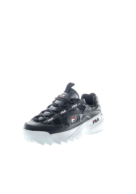FILA SNEAKER FORMATION NERO FILA | Sneakers | 1010856DFORMATION-13S