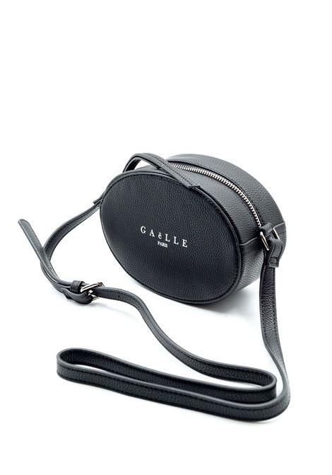 Gaelle borsa mini ovale nero GAELLE | Borse mini | 1416PELLE-NERO