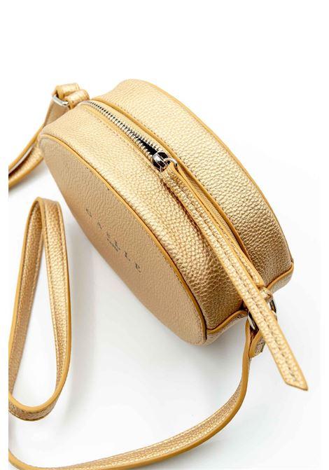 Gaelle borsa mini ovale oro GAELLE | Borse mini | 1416PELLE-ORO