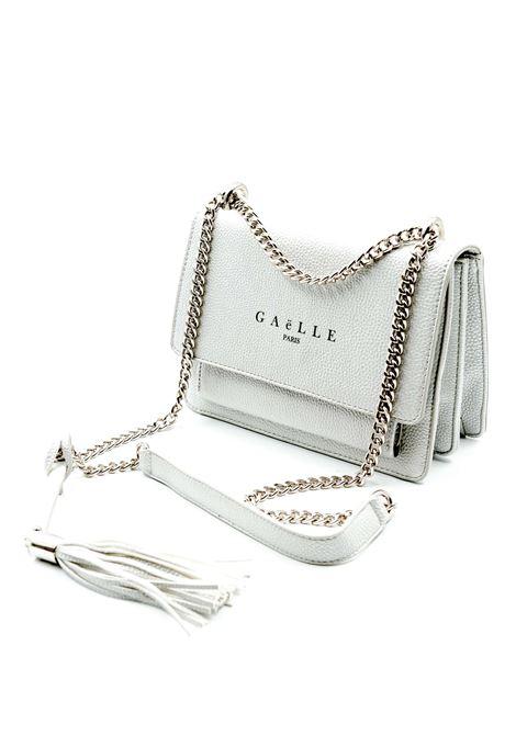 Gaelle tracolla mini argento GAELLE | Borse mini | 1424BOTT-ARGENTO