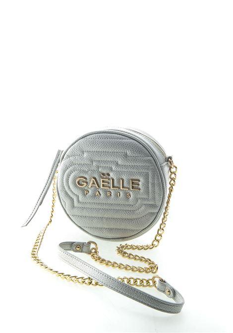 Gaelle borsa tonda argento GAELLE | Borse mini | 1431BOTT-ARGENTO