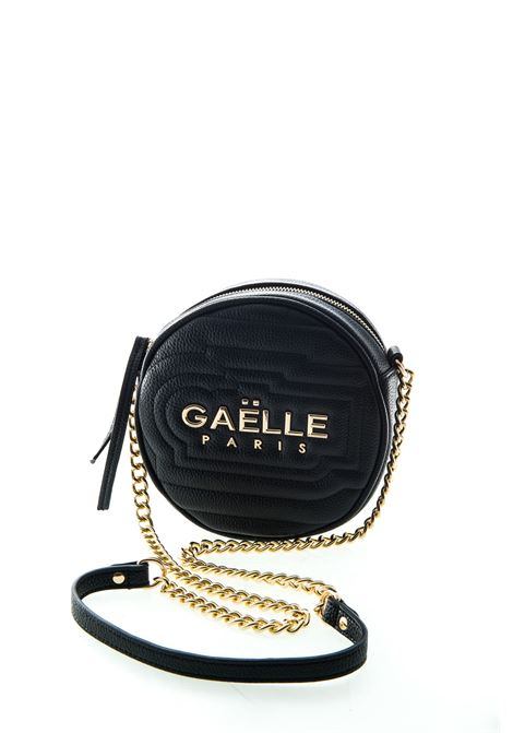 Gaelle borsa tonda nero GAELLE | Borse mini | 1431BOTT-NERO