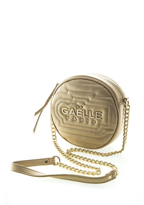 Gaelle borsa tonda oro GAELLE | Borse mini | 1431BOTT-ORO