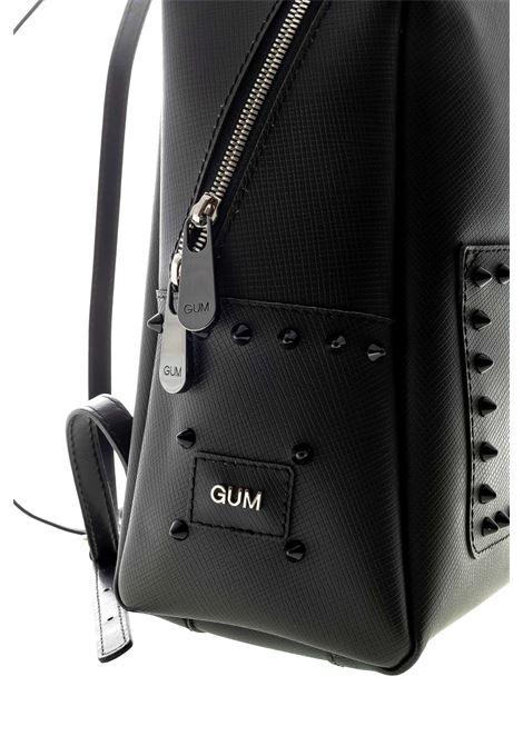 Gianni Chiarini Gum Satin Studs Nero GIANNI CHIARINI GUM | Zaini | 1753SATIN STUDS-10033