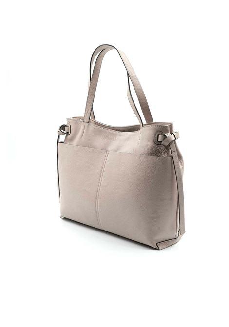 Shopping Futura pelle beige GIANNI CHIARINI | Borse a spalla | 7365RMN/RE-6098
