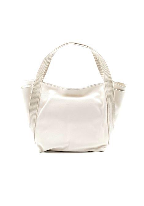 Shopping Asia pelle bianco GIANNI CHIARINI | Borse a spalla | 7630OLX-3890