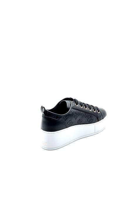 GUESS SNEAKER NEEKA NERO GUESS | Sneakers | FL6NEANEEKA-BLACK