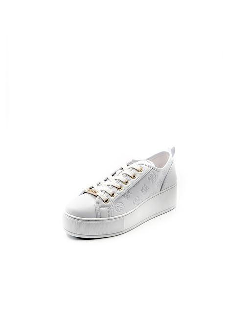 GUESS SNEAKER NEEKA BIANCO GUESS | Sneakers | FL6NEANEEKA-WHITE