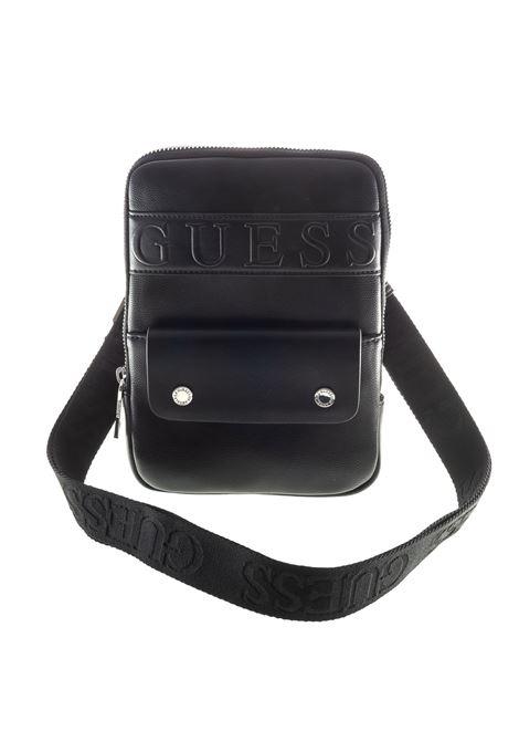 Tracolla dan nero GUESS | Borse a spalla | HM6837DAN-BLA