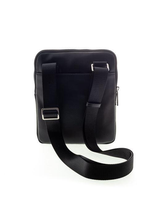 Guess tracolla dan logo nero GUESS | Borse a spalla | HM6854DAN-BLA