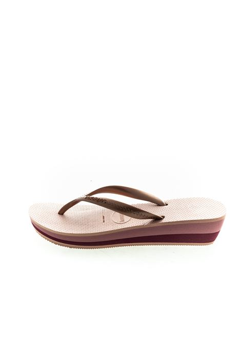 HAVAIANAS SANDALO HIGHLIGHT CIPRIA HAVAIANAS | Sandali flats | 4001030HIGH LIGHT-3606