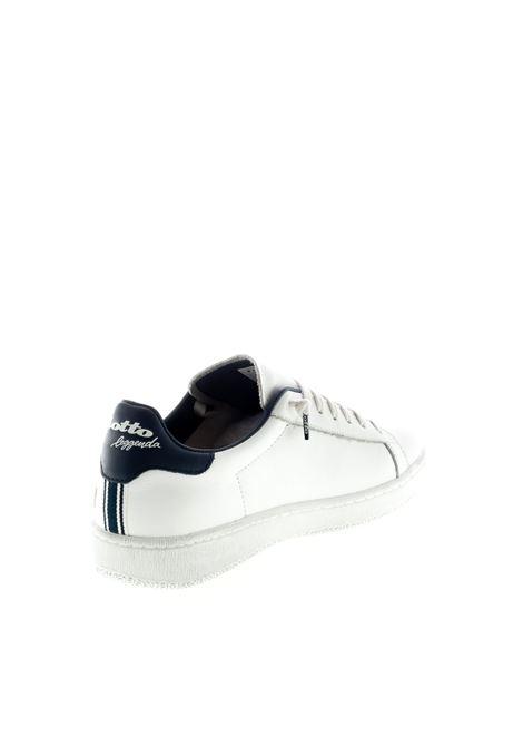 LOTTO SNEAKER AUTOGRAPH BIANCO/BLU LOTTO | Sneakers | 214020AUTOGRAPH-5LS