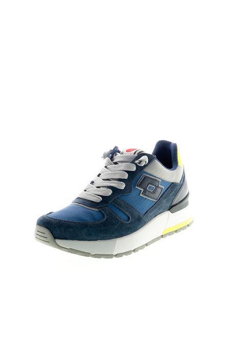 LOTTO SNEAKER TOKYO SHIBUYA BLU LOTTO | Sneakers | 214024TOKYO SHIBUYA-5VE