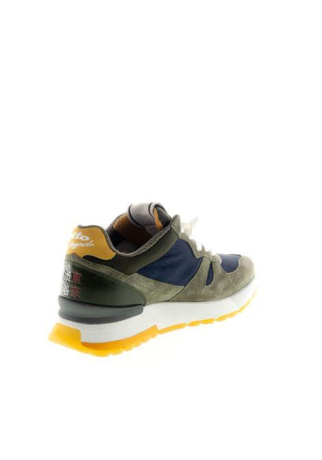 LOTTO SNEAKER TOKYO SHIBUYA BLU/VERDE LOTTO | Sneakers | 214024TOKYO SHIBUYA-6FO