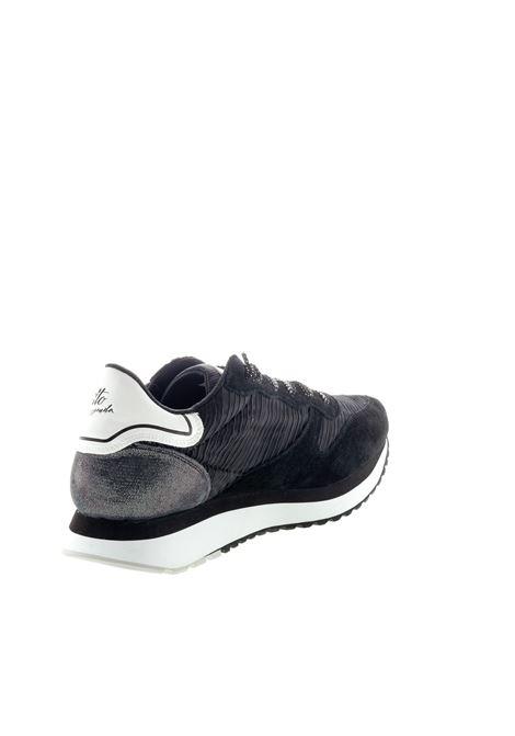 LOTTO SNEAKER WEDGE WRINKLES NERO LOTTO | Sneakers | 214054WEDGE WRINKLES-1H8