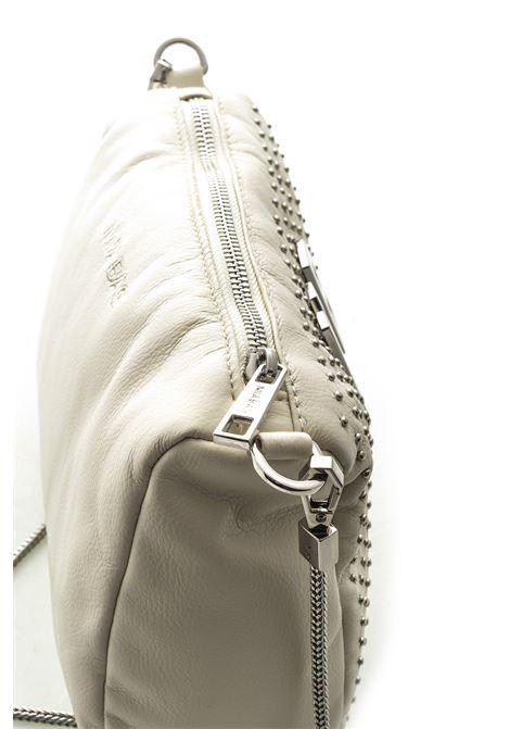 MIA BAG TRACOLLA ROCK BIANCO MIA BAG | Borse mini | 20205PELLE-BIANCO