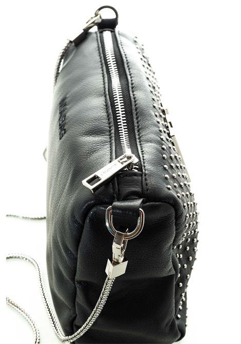 MIA BAG TRACOLLA ROCK NERO MIA BAG | Borse mini | 20205PELLE-NERO