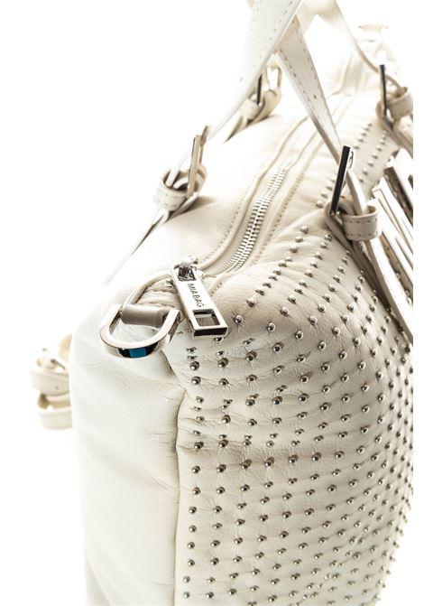 MIA BAG SHOPPING ROCK BIANCO MIA BAG   Borse a mano   20207PELLE-BIANCO