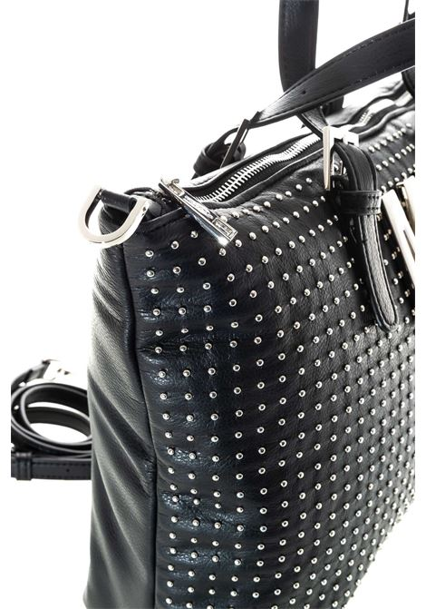 MIA BAG SHOPPING ROCK NERO MIA BAG   Borse a mano   20207PELLE-NERO
