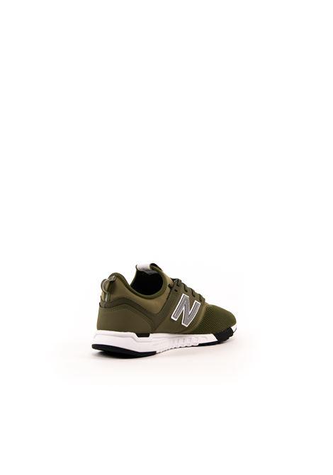 NEW BALANCE SNEAKER 247 VERDE NEW BALANCE | Sneakers | 247OP