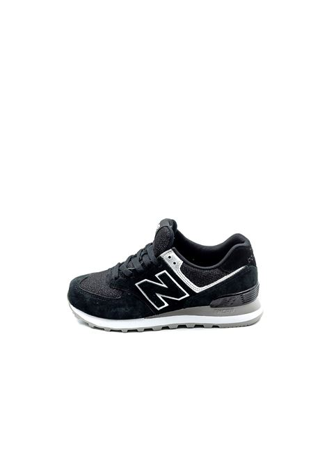 NEW BALANCE SNEAKER 574 NERO NEW BALANCE | Sneakers | 574EZ