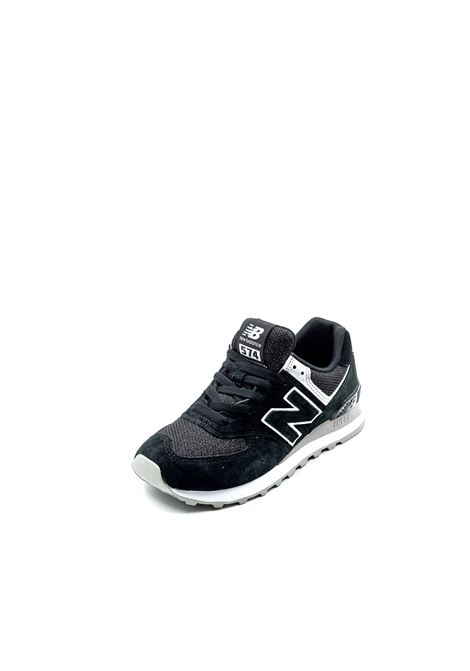 NEW BALANCE SNEAKER 574 NERO NEW BALANCE | Sneakers | 574EZ