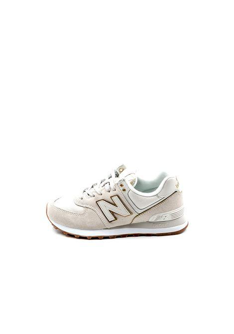 NEW BALANCE SNEAKER 574 GRIGIO NEW BALANCE | Sneakers | 574SOA
