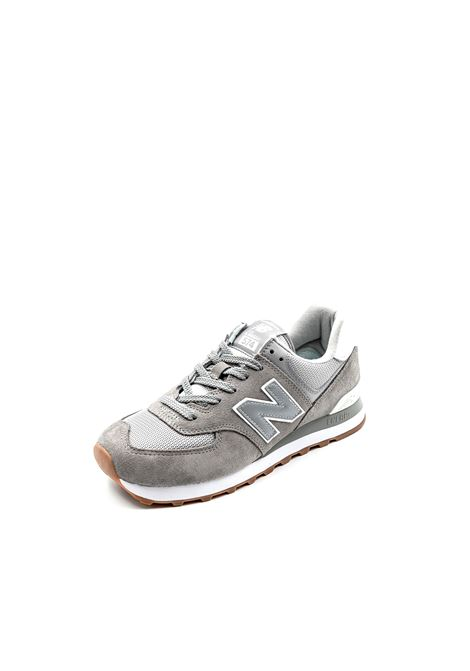 NEW BALANCE SNEAKER 574 GRIGIO NEW BALANCE | Sneakers | 574SPU