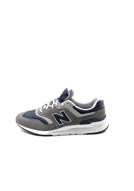 NEW BALANCE SNEAKER 997 GRIGIO NEW BALANCE | Sneakers | 997HAX