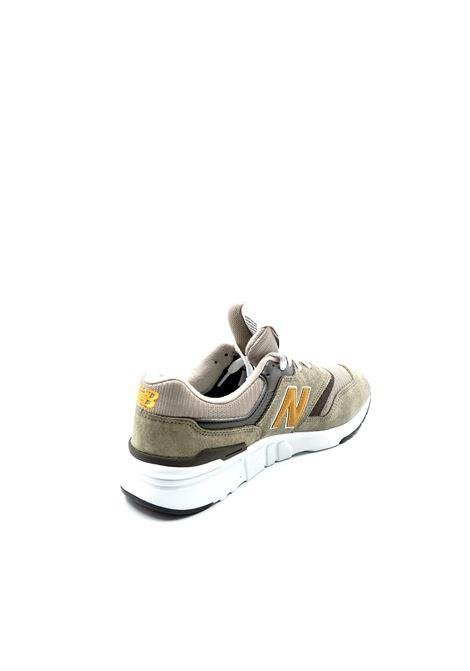 NEW BALANCE SNEAKER 997 VERDE NEW BALANCE | Sneakers | 997HEZ