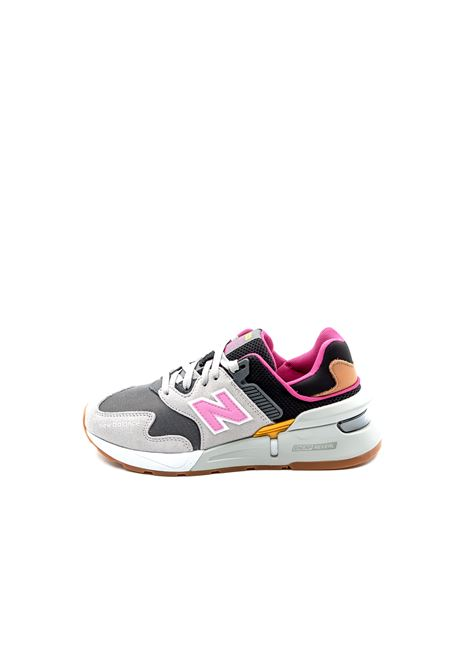 NEW BALANCE SNEAKER 997 GRIGIO MULTICOLOR NEW BALANCE | Sneakers | 997JGBB