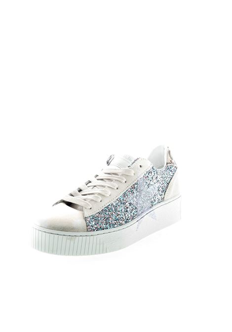 NIRA RUBENS SNEAKER COSMOPOLITAN GALMOUR GLITTER NIRA RUBENS | Sneakers | COST122GLT/CAM-SKY
