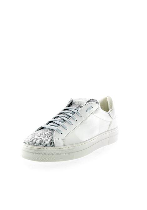 NIRA RUBENS | Sneakers | NICU79PELLE/WHITE/SILVER