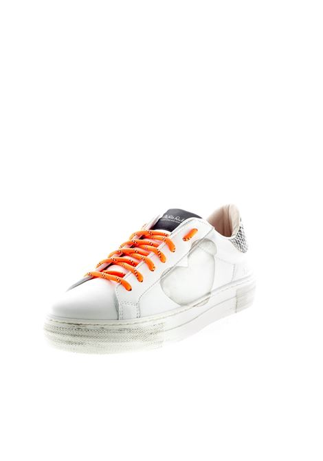 NIRA RUBENS | Sneakers | NICU81PELLE-WHT/LEOP
