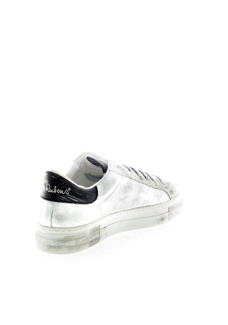 NIRA RUBENS | Sneakers | NIST83PELLE-SILVER