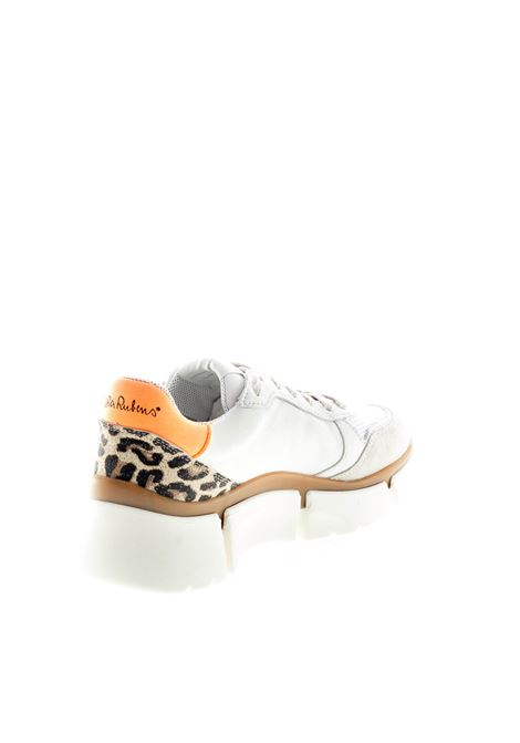 NIRA RUBENS | Sneakers | STST12PELLE/CAM-BIA/BEIGE