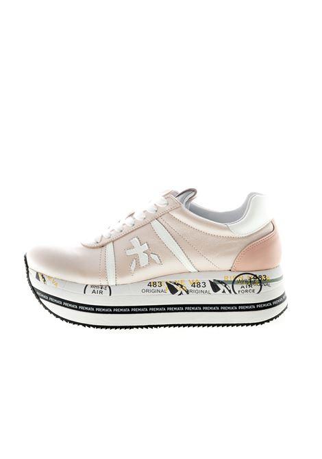 PREMIATA SNEAKER BETH LAMINATO ROSA PREMIATA   Sneakers   BETHLAM-4519