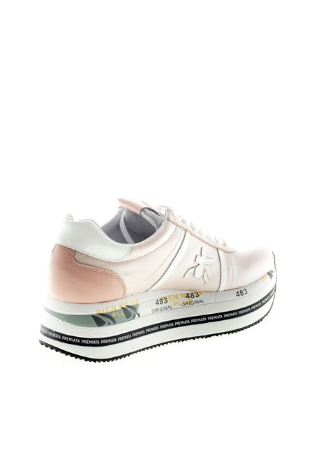 PREMIATA SNEAKER BETH LAMINATO ROSA PREMIATA | Sneakers | BETHLAM-4519