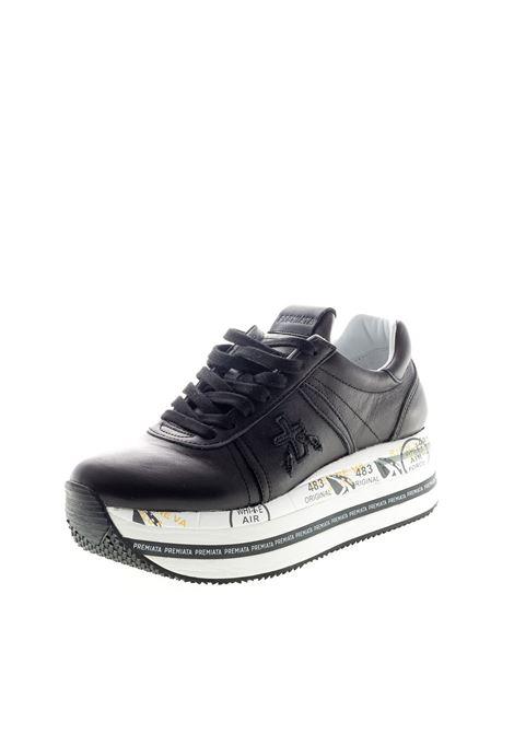PREMIATA SNEAKER BETH NERO PREMIATA | Sneakers | BETHPELLE-3873
