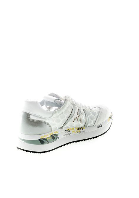 PREMIATA SNEAKER CONNY BIANCO PREMIATA | Sneakers | CONNYCAM/NYL-4618