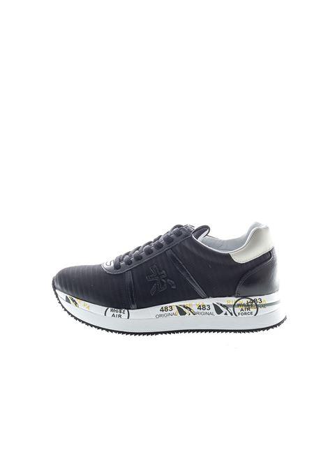 PREMIATA SNEAKER CONNY RASO NERO PREMIATA | Sneakers | CONNYRASO-3616