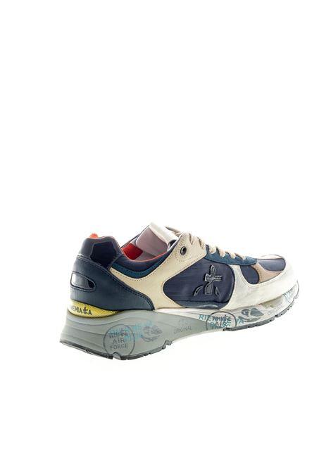 PREMIATA SNEAKER MASE BLU PREMIATA | Sneakers | MASEPELLE/NYLON-4551
