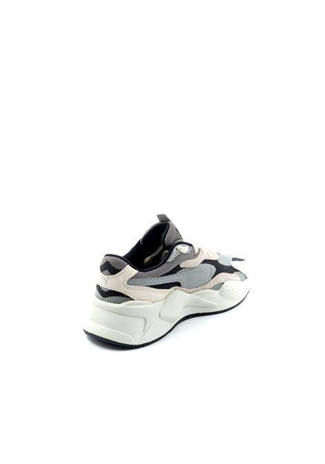 PUMA SNEAKER RSX PUZZLE BIANCO/GRIGIO PUMA | Sneakers | 371570RSX PUZZLE-01