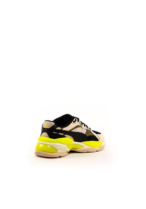 PUMA SNEAKER LQD CELL EPSILON NERO/BEIGE PUMA | Sneakers | 371909LQD CELL EPSILON-04