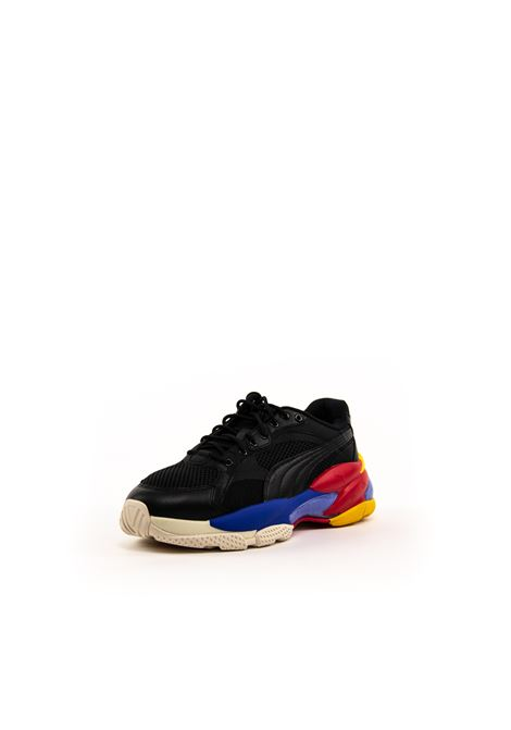 PUMA SNEAKER LQD CELL EPSILON NERO PUMA | Sneakers | 371909LQD CELL EPSILON-06