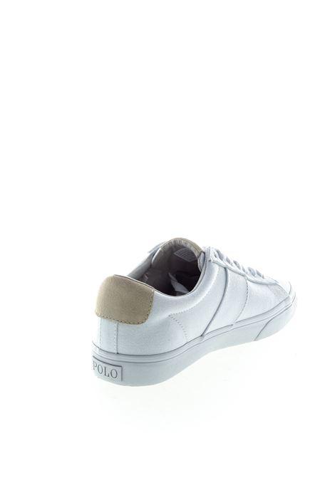 RALPH LAUREN SNEAKER SAYER BIANCO RALPH LAUREN | Sneakers | 816749369SAYER-BIANCO