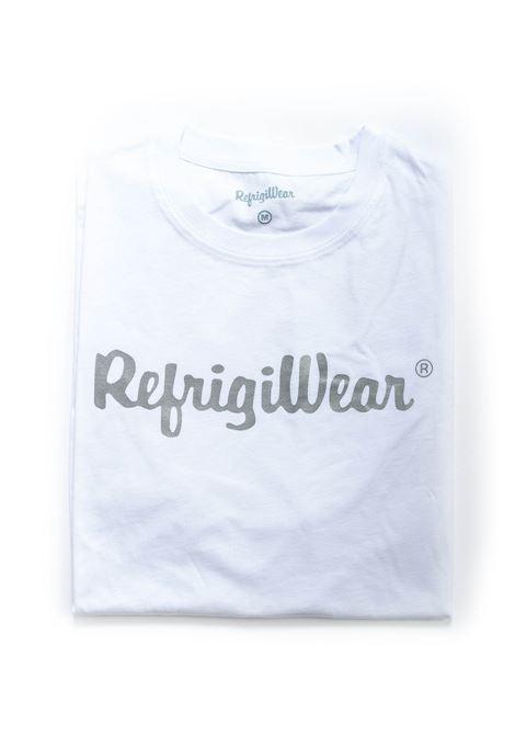 REFRIGIWEAR T-SHIRT DAVIS BIANCO REFRIGIWEAR | T-shirt | 22101DAVIS-010
