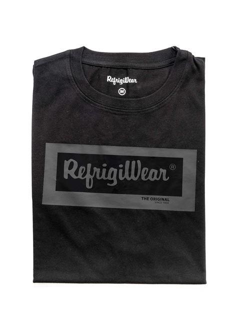 REFRIGIWEAR T-SHIRT RIDGE NERO REFRIGIWEAR | T-shirt | 22500RIDGE-06000