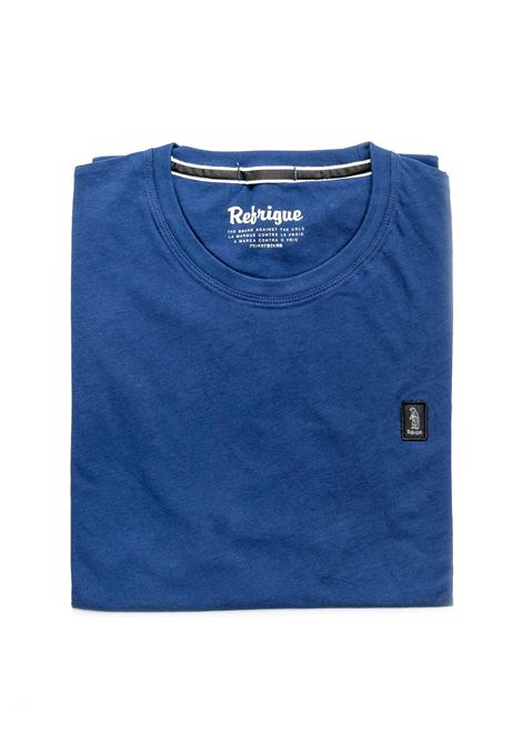 REFRIGUE T-SHIRT JERSEY BLU ECLIPSE REFRIGUE | T-shirt | 45109JERSEY-11290