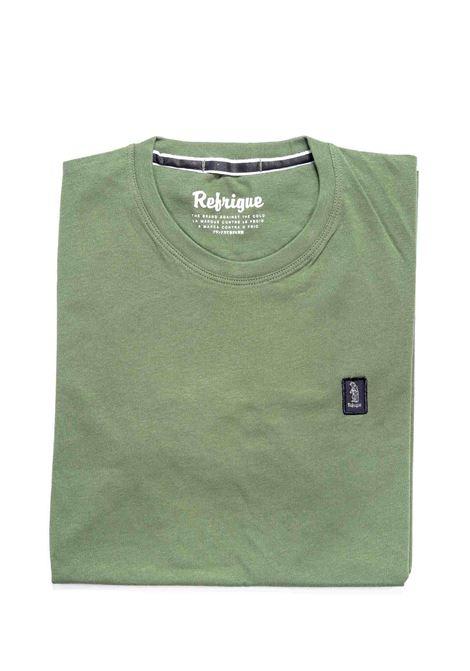 REFRIGUE T-SHIRT JERSEY VERDE REFRIGUE | T-shirt | 45109JERSEY-544